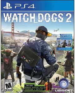 Watch Dogs 2 (PS4 Download) - PS Plus Required