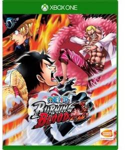 One Piece: Burning Blood (Xbox One Download) - Gold Required