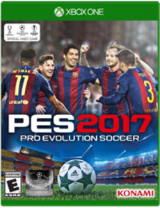 Pro Evolution Soccer 2017 (Xbox One Download)