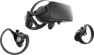 Oculus Rift VR Headset + Touch Virtual Realty System + Free Gamdias Headset