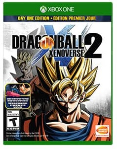 Dragon Ball Xenoverse 2 (Xbox One Download) - Gold Required