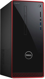 Dell Inspiron Desktop Gamer Edition, AMD FX-8800P, 12GB RAM, Radeon R9 360