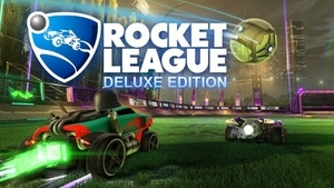 Rocket League Deluxe Edition (PC Download)