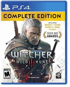 The Witcher 3: Wild Hunt - Complete Edition (PS4)