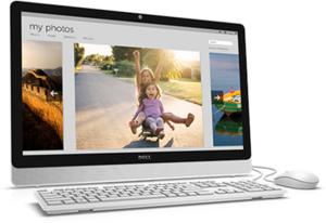 Dell Inspiron 24 3000 23.8-inch All-In-One, Core i3-6100U, 8GB RAM