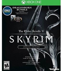 The Elder Scrolls V: Skyrim Special Edition Dragonborn Bundle (Xbox One)