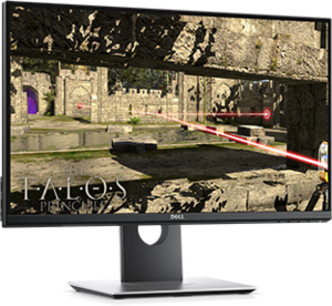 Dell S2417DG 24-inch 1440p G-Sync Gaming Monitor + $50 Rewards