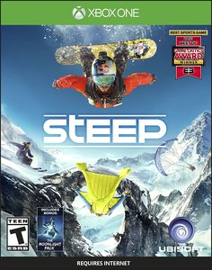 Steep (Xbox One Download) - Gold Required
