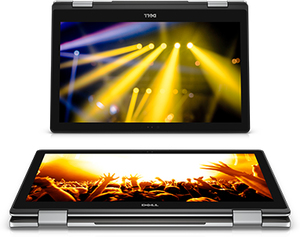 Dell Inspiron 15 7000 2-in-1 Core i7-7200U, 12GB RAM, 512GB SSD, 1080p IPS Touch