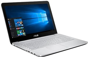 Asus VivoBook Pro Core i5-6300HQ, 8GB RAM, 256GB SSD, GeForce GTX 950M, 4K UHD Touch