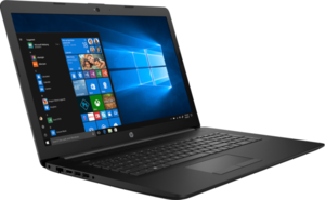 HP 17t Core i3-7100U, 4GB RAM, 1TB HDD