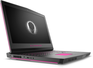 Alienware 17 R4 Core i7-6700HQ, 16GB RAM, 256GB SSD + 1TB HDD, GeForce GTX 1070, 1080p