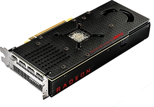 XFX Radeon RX 480 RX480M8BFA6 8GB GDDR5 Video Card + Doom (Game Code)