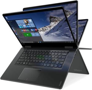 Lenovo Yoga 710 80V50000US Core i5-7200U Kaby Lake, 8GB RAM, 256GB SSD, GeForce 940MX, 1080p Touch