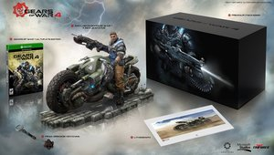 Gears of War 4: Collector's Edition (Xbox One)