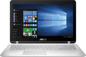 Asus Q504UA 2-in-1 Core i7-7500U, 16GB RAM, 1TB HDD + 128GB SSD, 1080p Touch