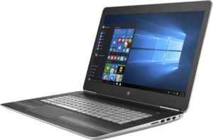 HP Pavilion 17 Core i5-7300HQ, 8GB RAM, 1TB HDD, GeForce GTX 1050, 1080p