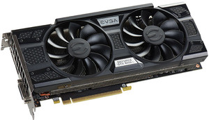 EVGA GeForce GTX 1050 Ti SC Gaming Video Card