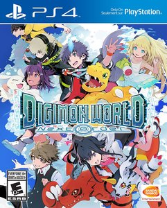 Digimon World: Next Order (PS4 Download)