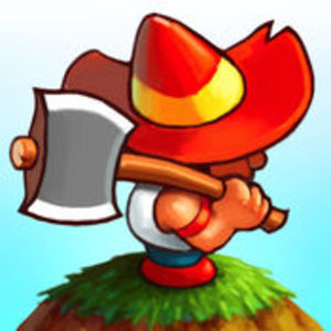Alio the Woodcutter iPhone/iPad App