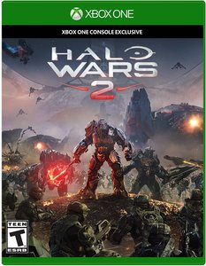 Halo Wars 2 (Xbox One) + $25 eGift Card