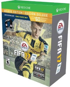 FIFA 17 Deluxe Edition Scarf Bundle (Xbox One)