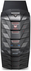 Acer Predator Desktop, Core i5-6400, 8GB RAM, 128GB SSD + 1TB HDD, GeForce GTX 1060