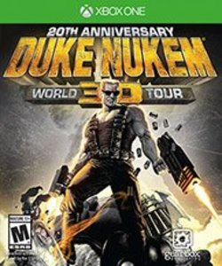 Duke Nukem 3D: 20th Anniversary World Tour (Xbox One Download) - Gold Required