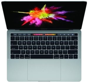Apple MacBook Pro MLH12LL/A with Touch Bar, Core i5-6267U 2.9GHz, 8GB RAM, 256GB SSD (Refurbished)