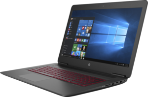 HP Omen 17t Core i7-7700HQ, GeForce GTX 1060, 1080p IPS, 16GB RAM, 2TB HDD + 128GB SSD