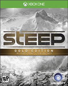 Steep: Gold Edition (Xbox One Download) - Gold Required