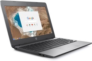 HP Chromebook Touch, Celeron N3060, 4GB RAM, 16GB eMMc