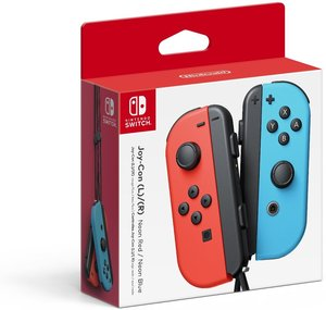 Nintendo Switch Neo Blue/Red Joy-Con (L-R)