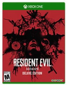 Resident Evil 7 Digital Deluxe Edition (Xbox One Download)