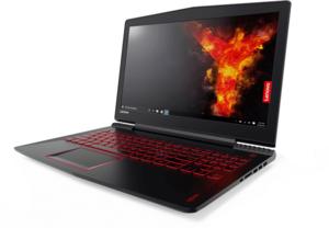 Lenovo Legion Y520 80WK001MUS Core i7-7700HQ, GeForce GTX 1050 Ti, 1080p IPS, 16GB RAM, 1TB HDD + 128GB SSD