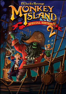 Monkey Island 2 Special Edition: Lechuck's Revenge (PC Download)