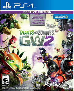 Plants vs Zombies Garden Warfare 2 Festive Edition (PS4)