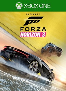 Forza Horizon 3 Ultimate Edition (Xbox One/PC Download) - Gold Required