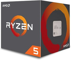 AMD Ryzen 5 1400 Four-Core 3.2Ghz Desktop Processor