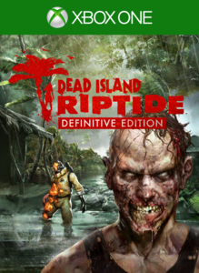 Dead Island Riptide Definitive Edition (Xbox One Download)