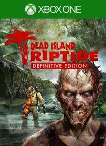Dead Island Riptide Definitive Edition (Xbox One Download)