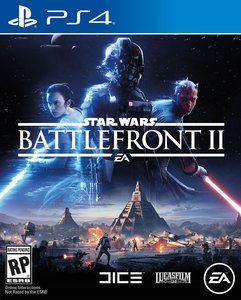 Star Wars Battlefront II (PS4 Download) - PS Plus Required