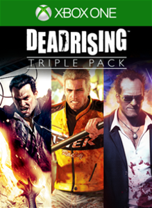 Dead Rising Triple Bundle Pack (Xbox One Download)