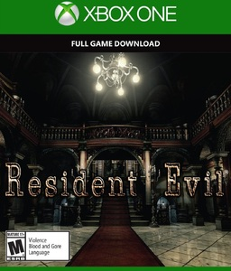 Resident Evil HD Remaster (Xbox One Download) - Gold Required