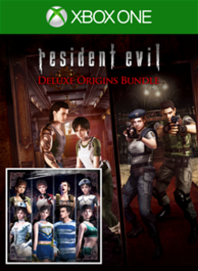 Resident Evil Deluxe Origins Bundle (Xbox One Download)
