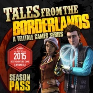 Tales From The Borderlands Season Pass (PS4 Download)