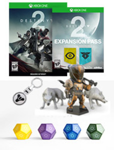 Destiny 2 Collectibles Bundle (Xbox One)
