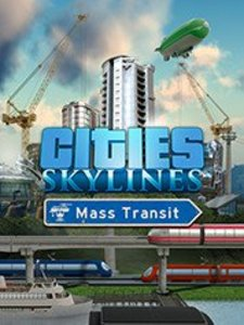 Cities: Skylines - Mass Transit (PC DLC)