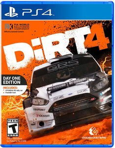 DiRT 4 (PS4 Download) - PS Plus Required