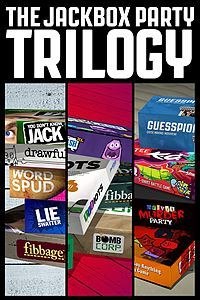 The Jackbox Party Trilogy (PC Download)